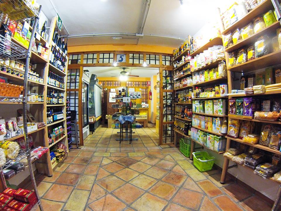Productos ecol gicos ecotienda barriga verde vida sana - Luz de vida productos ecologicos ...